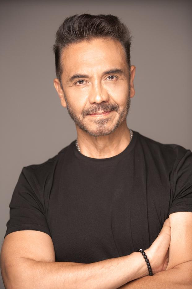 Actor Tomás Goros is fighting for his life with Covid 19 (Photo: Tv Notes)