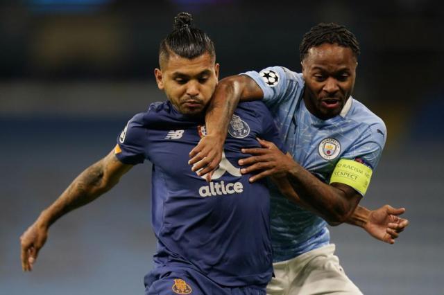AHORA] VER, Manchester City vs. Porto EN VIVO: sigue minuto a minuto EN  DIRECTO del duelo por la fecha 1 del Grupo C de la Champions League, ONLINE  | | DEPORTE-TOTAL |