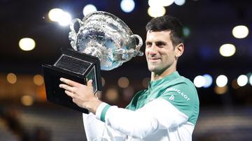 Djokovic campeón: resumen y fotos de la conquista de 'Nole' en el Australian Open 2021