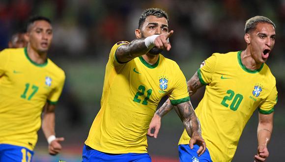 Brasil vence 3-1 a Venezuela en Caracas y está virtualmente clasificado al  Mundial Qatar 2022   DEPORTE-TOTAL   EL COMERCIO PERÚ