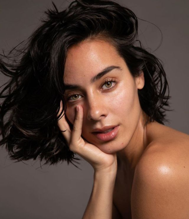 Esmeralda Pimentel spoke of the erroneous imposition of the beauty of the entertainment industry and consumer culture that only moves away from reality (Photo: Instagram / Esmeralda Pimentel)
