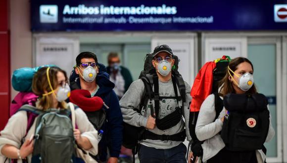 Coronavirus | Argentina pide no hacer viajes luego de recibir vuelo de Cancún con 44 estudiantes con COVID-19 | VIDEO | MUNDO | EL COMERCIO PERÚ