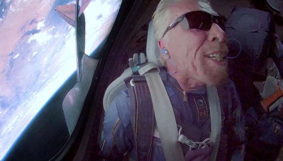 Richard Branson EN VIVO alcanza el espacio en su nave de Virgin Galactic    Video en streaming   Qué se sabe, cuándo ha despegado y cuándo regresa el  vuelo   Estados Unidos  