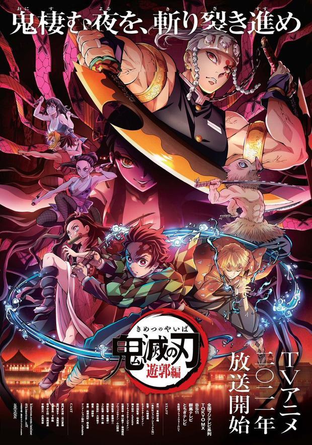 kimetsu no yaiba season 02 funimation