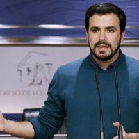 Garzón reclama que el gobernador del BE explique en el Congreso la compra de deuda de multinacionales por la entidad española y el BCE