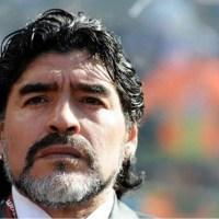 """Maradona: ''Tenemos el peor presidente de la historia"""""""
