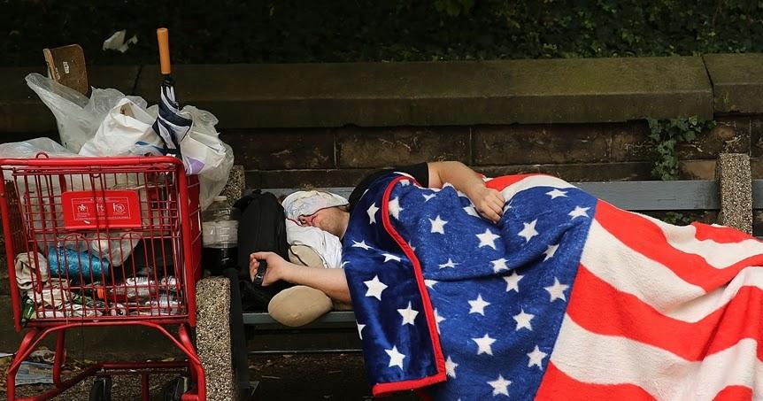 Pobreza extrema en EEUU: ¿lecciones para Cuba… o para Venezuela?