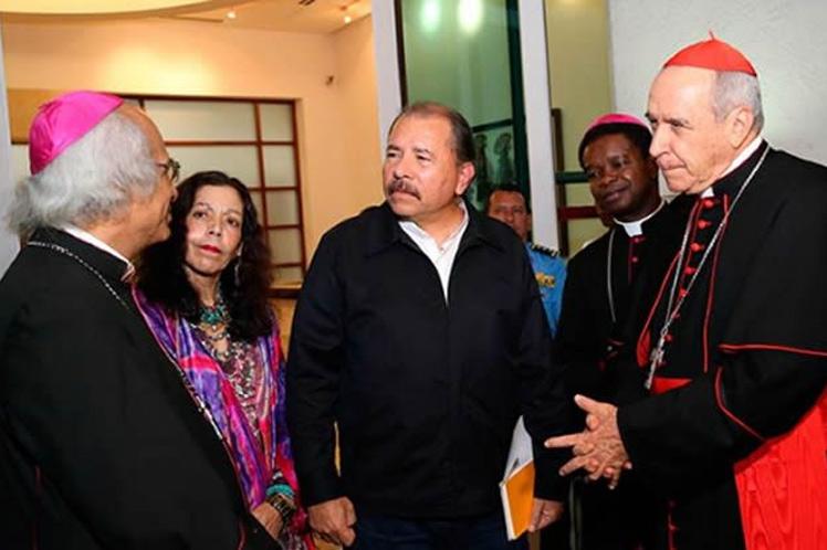 Obispos descalificados como testigos y mediadores en Nicaragua