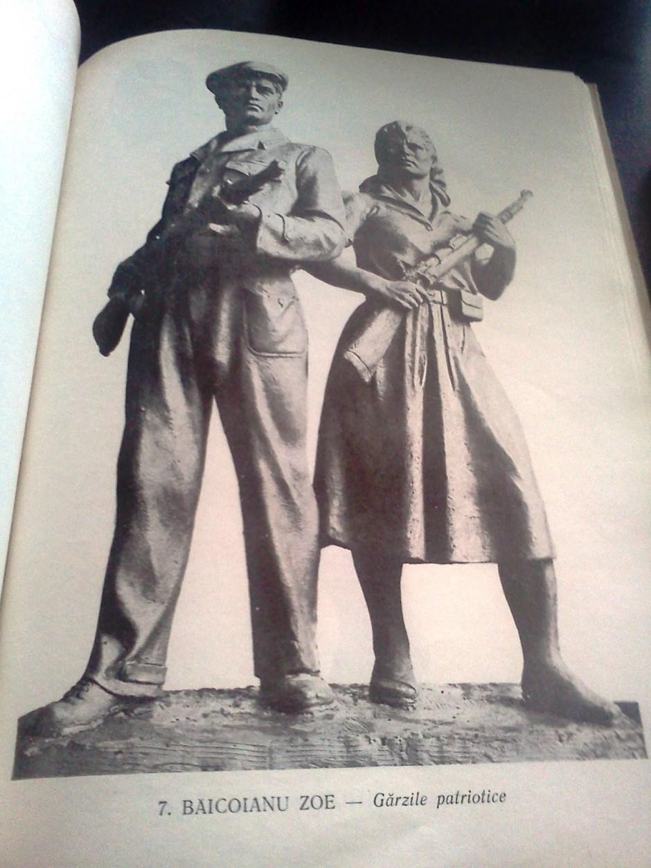 Imagen de la escultura Guardias patrióticos