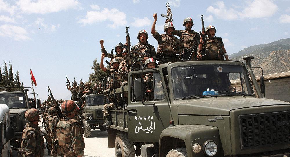 Ejército sirio toma el control del último bastión de Daesh en el sur del país