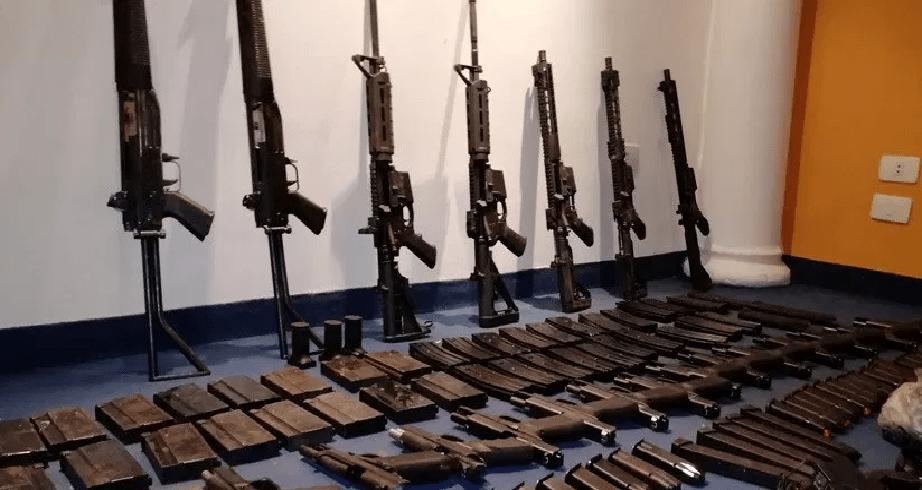 Detienen en Venezuela a un grupo de militares sublevados que robó armamento