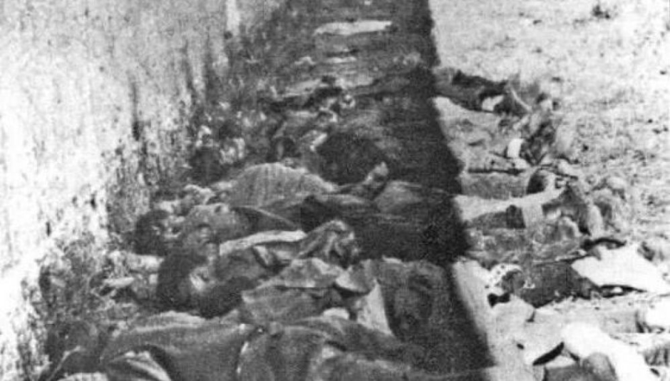 Fusilamientos en Navalcarnero, Madrid, en octubre de 1936