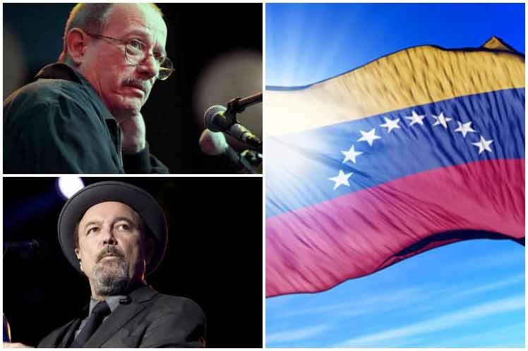 """Silvio a Blades: """"Venezuela tiene solo un presidente, Nicolás Maduro"""""""