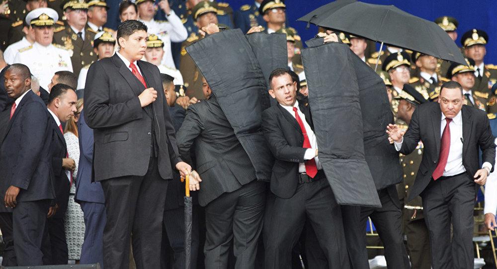 Escalofriante vídeo demuestra cómo se planeó el atentado con drones a Maduro