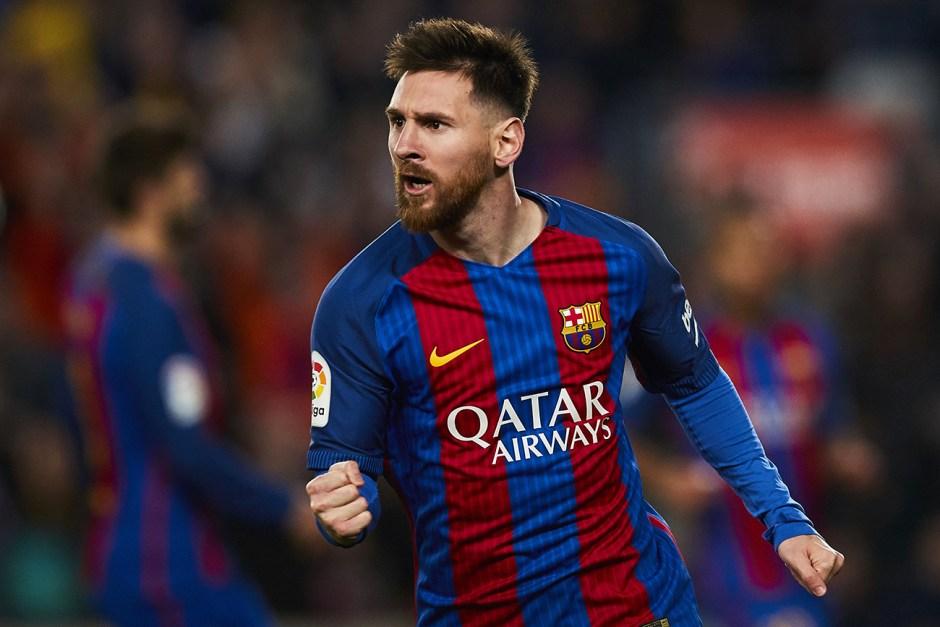 La Liga 2016/2017 - FC Barcelona v Valencia CF