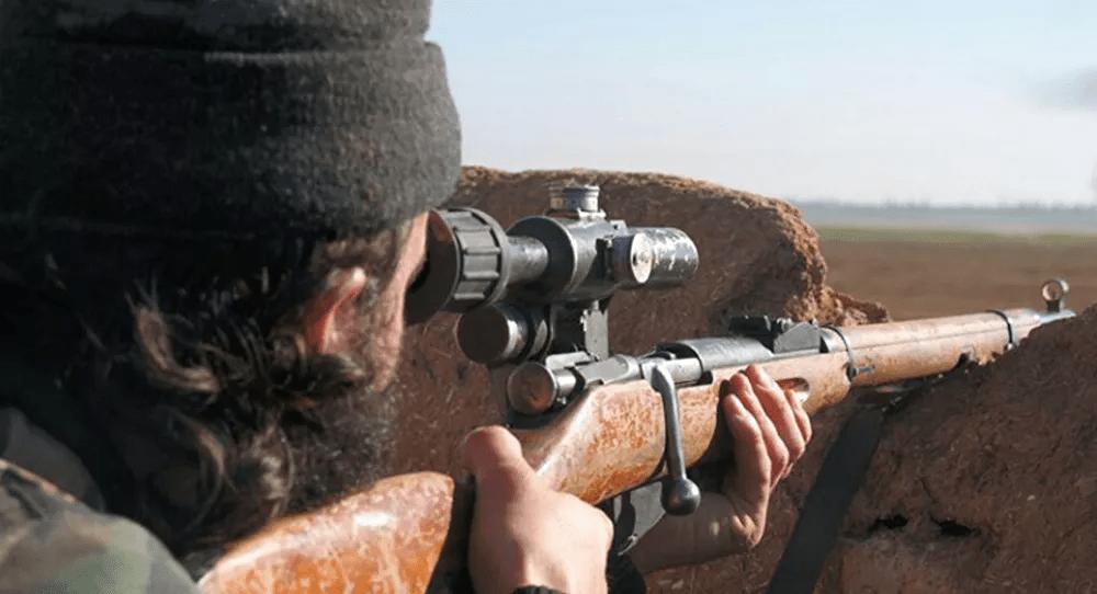 terrorista del llamado Estado Islámico