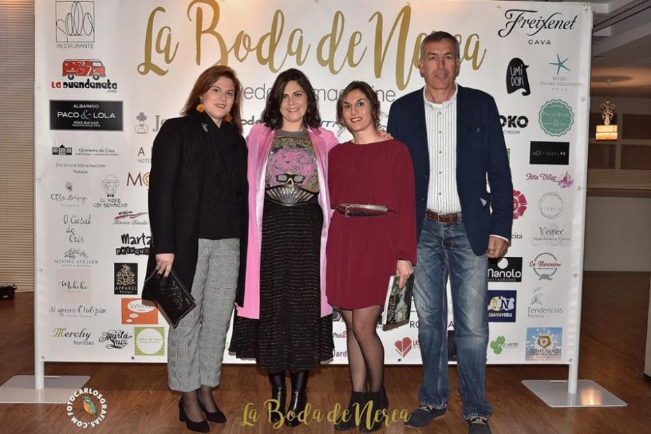 Presentación Revista La Boda de Nerea 4