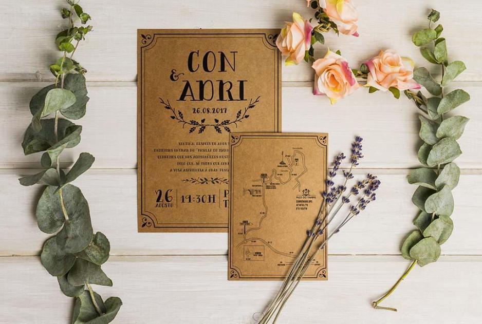 Texto para invitaciones de boda 2