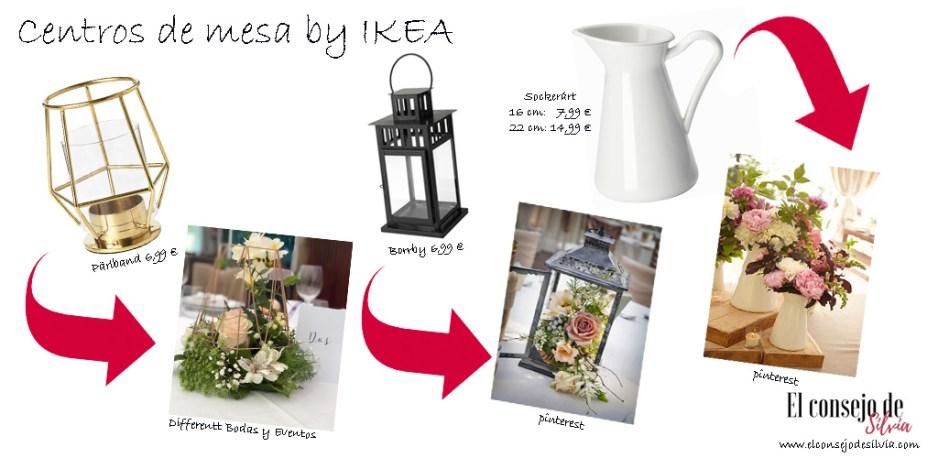 Ideas para decorar tu boda con IKEA - 5