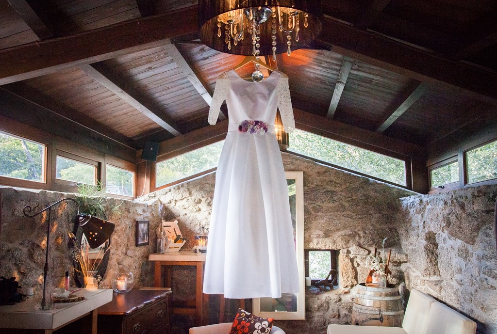 Vestidos de novia low cost pontevedra