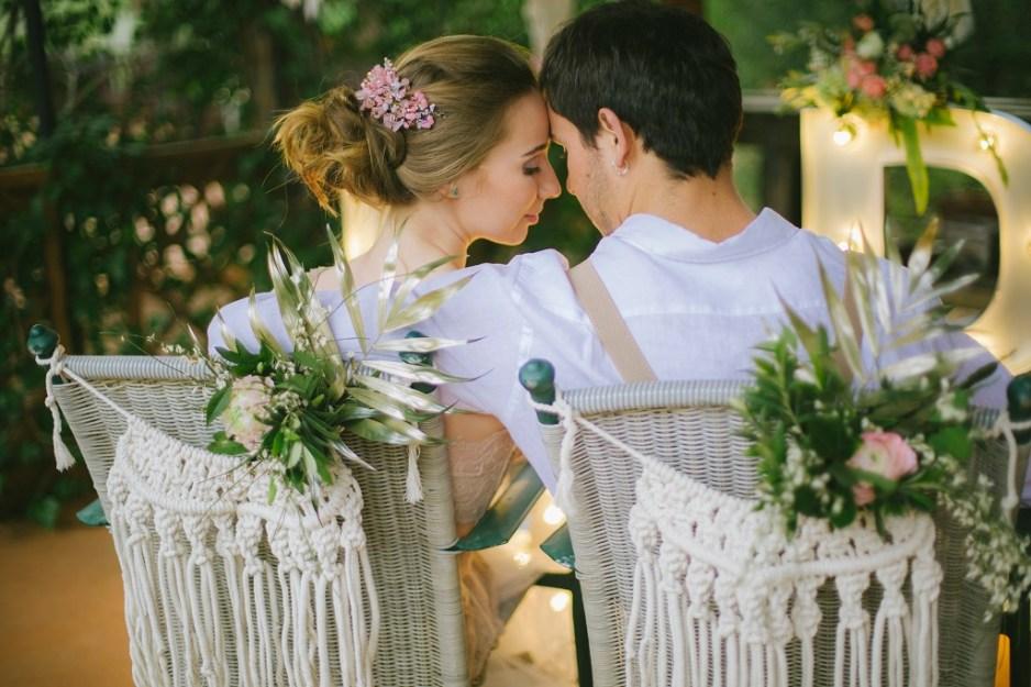 Decora tu boda con Macrame 12