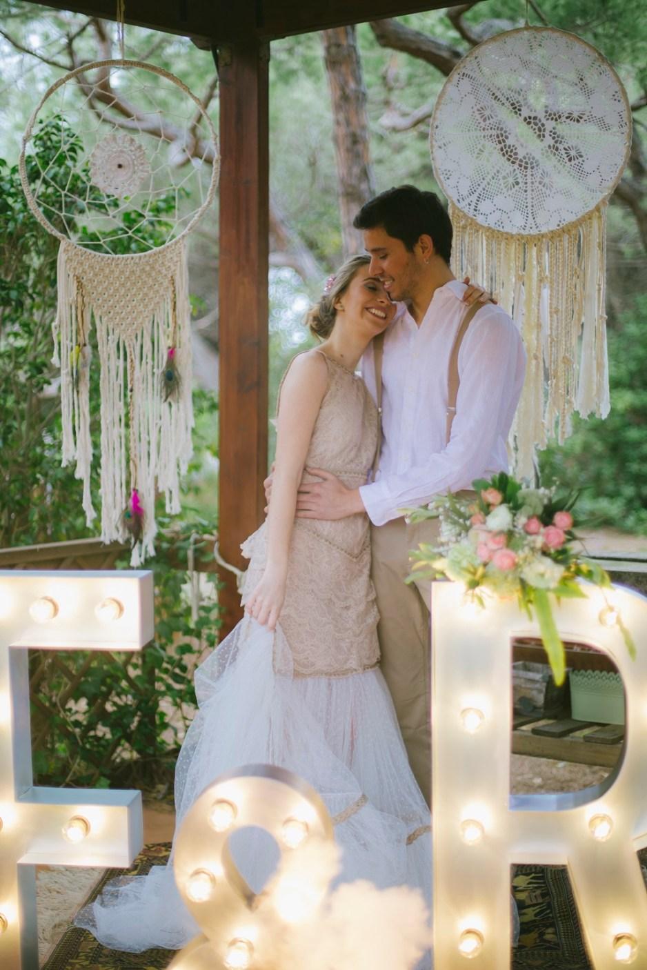 Decora tu boda con Macrame 5