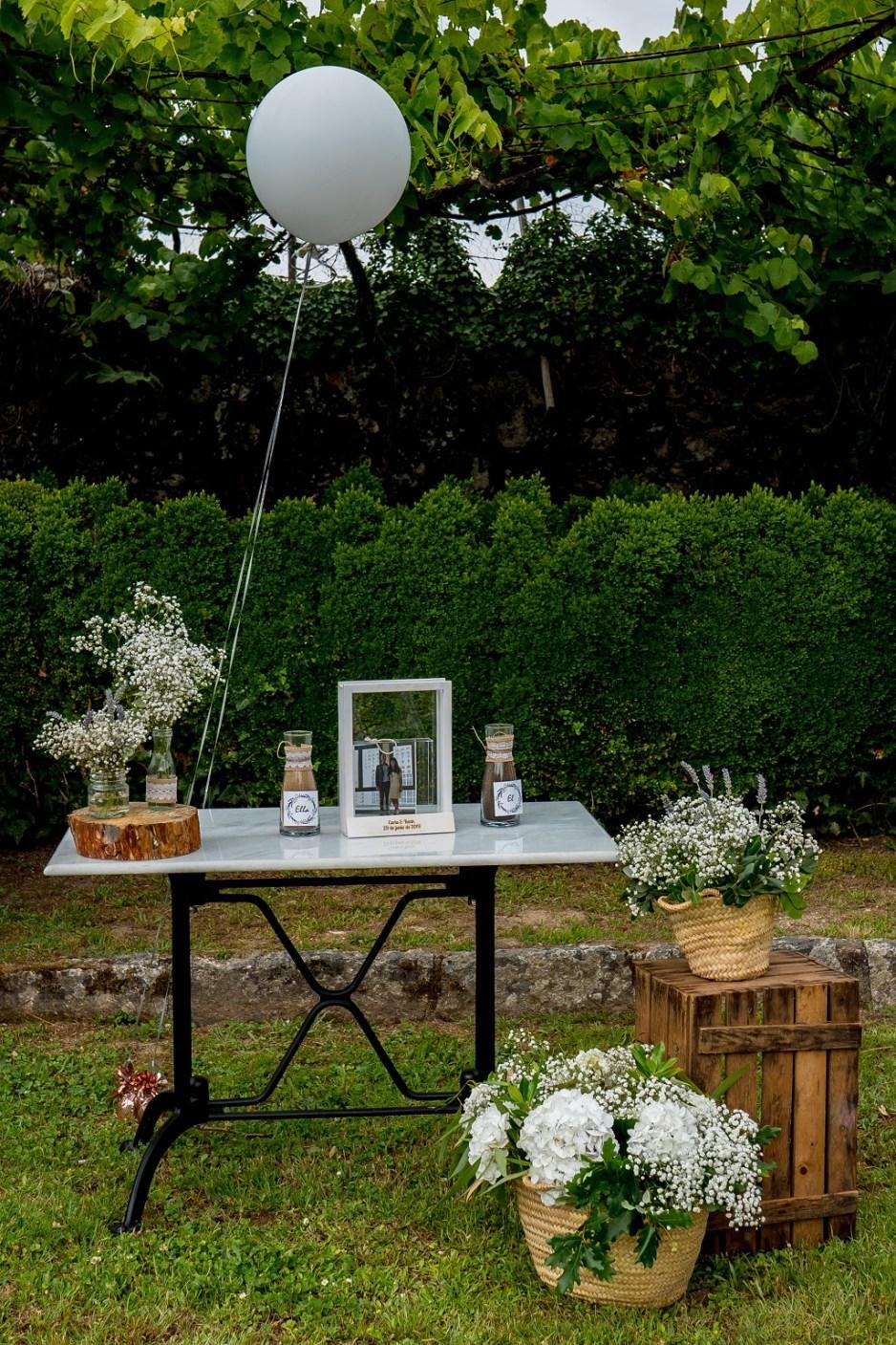 Rituales ceremonia civil campestre