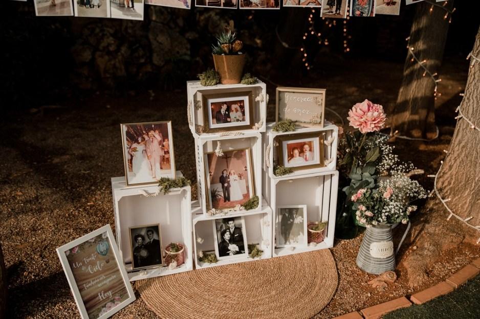 Rincón de los recuerdos romántico vintage 2