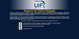 registro y acreditacion oficial de cumplimiento uif el salvador