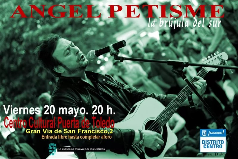 Angel Pestime - 20 mayo 2016