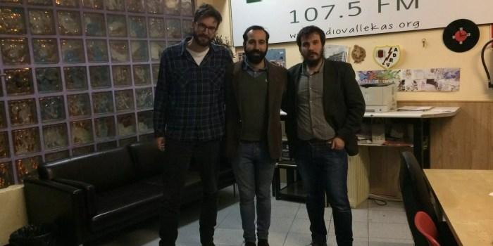 Audio del programa #40 de El corazón al viento en Radio Vallekas con Mundo Chillón (10 de febrero 2017)
