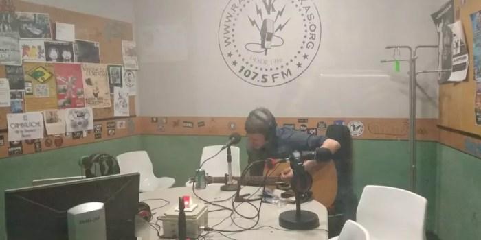 Audio del programa #94 -El corazón al viento en Radio Vallekas- con Alberto Ballesteros (11 de mayo 2018)