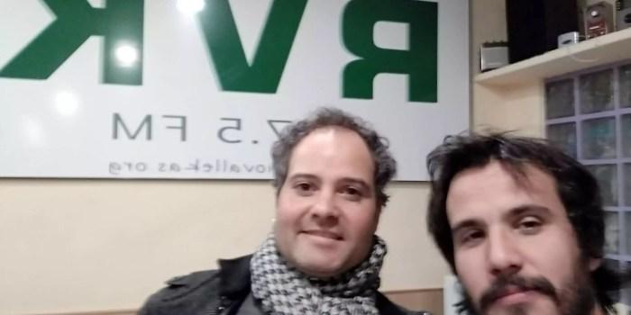 Audio del programa #134 -El corazón al viento en Radio Vallekas- con Chamaquito Pistolas y Ro Trejo (21 de febrero 2019)