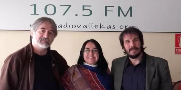 Audio de la entrevista a Nilda Godoy y Cacho Hussein en Radio Vallekas (28 febrero 2019)