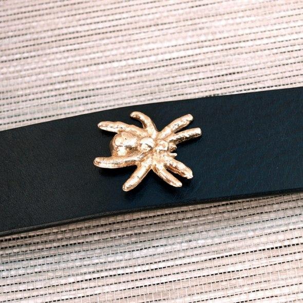 Cinturones casuales para hombre araña