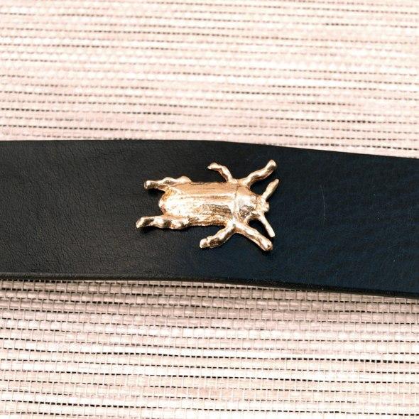 cinturones hombre juvenil escarabajo