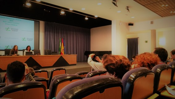 Salón de Actos Facultad de Derecho