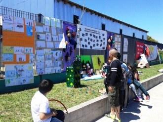 11 11 2015 Muestra Distrital Educativa - Plaza Azucena Villaflor(4)