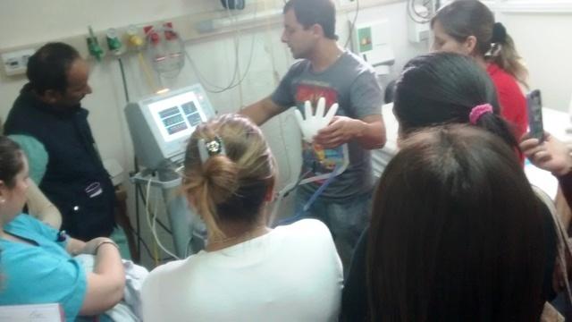 Región Sanitaria XI continua con la Capacitación en Enfermería Neonatal