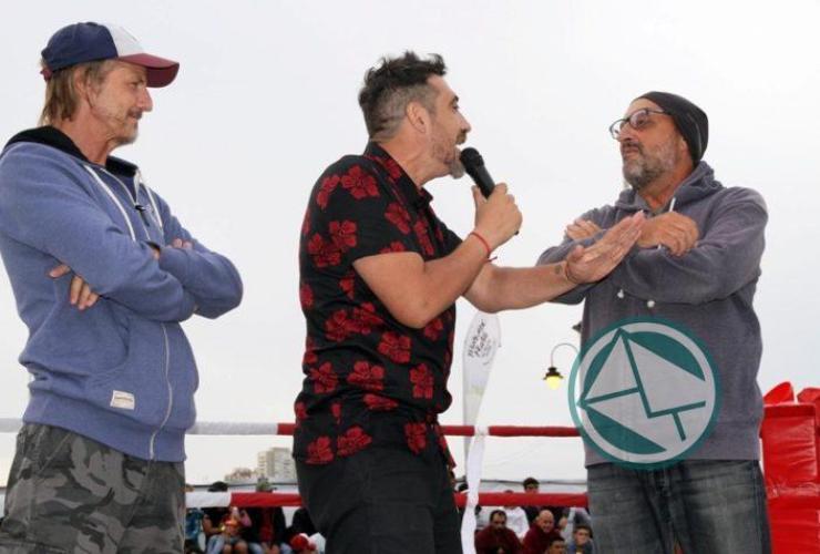 Boxeo solidario en Mar del Plata 06