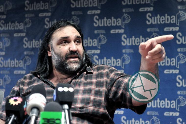 Paritaria docente: Baradel irá a la OIT por el decreto de Macri