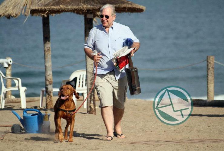 Mar del Plata cuenta con playa exclusiva para mascotas10