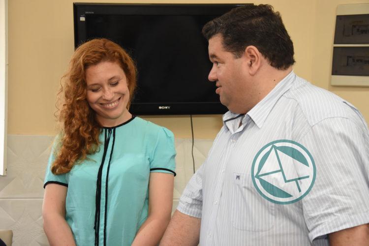 Nadia Jerbes asumió como directora de Cultura de Berisso