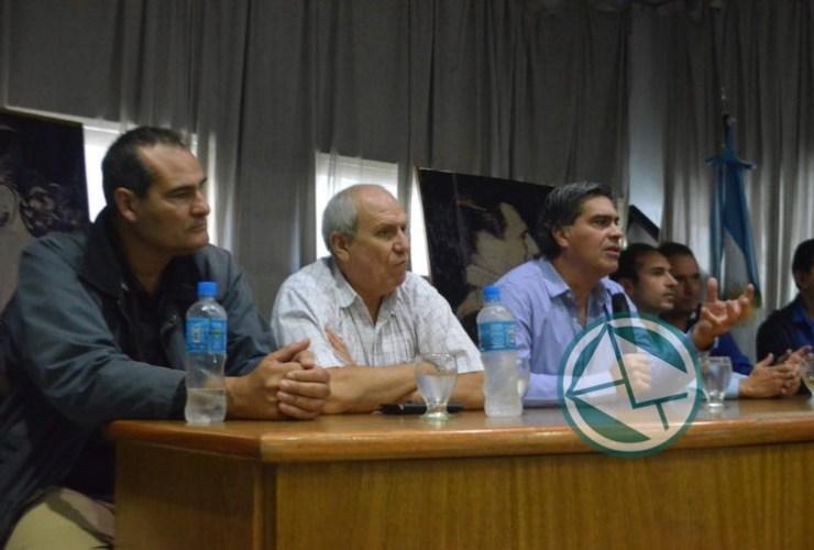 Capitanich en el PJ La Plata2