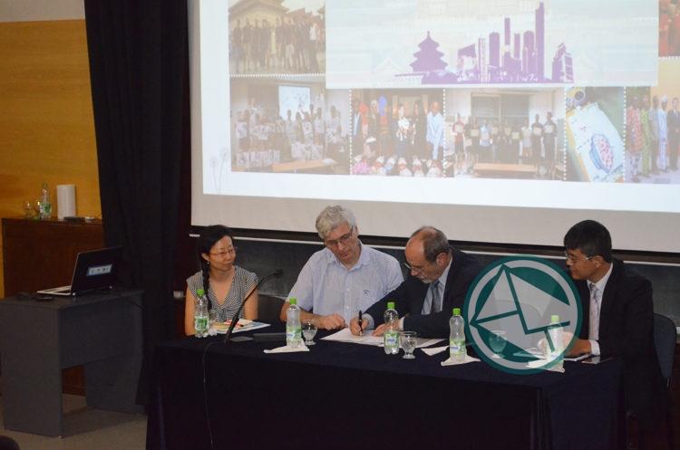 Huawei y la Facultad de Ingeniería de la UNLP firmaron un convenio de capacitación de docentes y alumnos en TIC