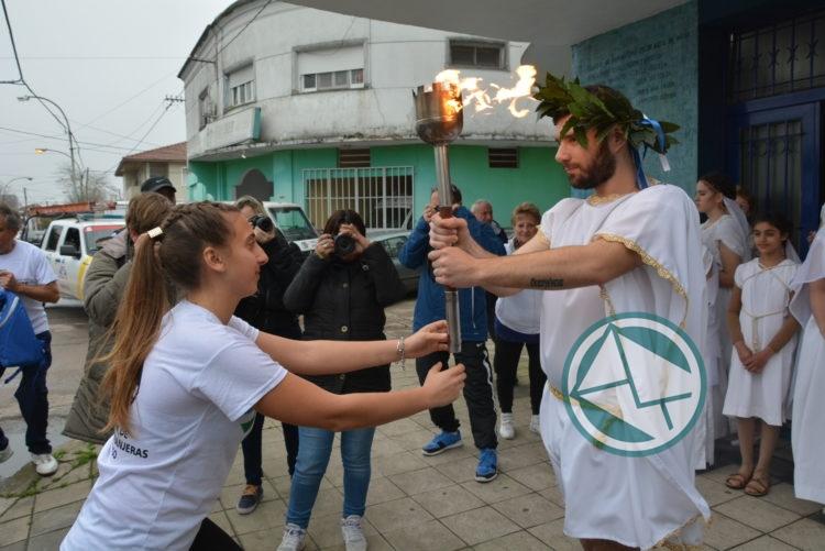 Comienza la 41° edición de la Fiesta Provincial del Inmigrante en Berisso