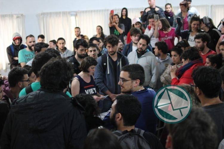 Se amplía el frente de FULP y la Franja Morada pierde su cargo en el gremio estudiantil