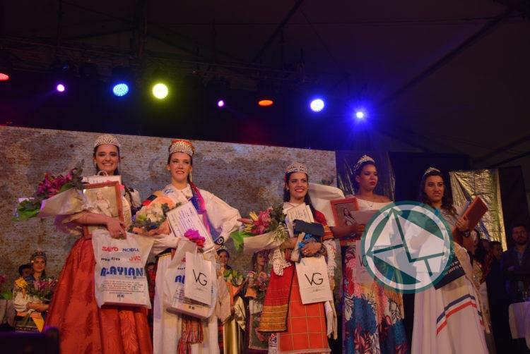 La 41° Reina Provincial del Inmigrante es Julinda Ibraj de la Colectividad Albanesa