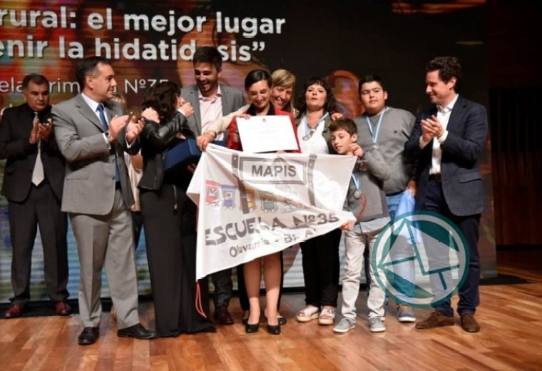 premio Maestros Argentinos 2018 19