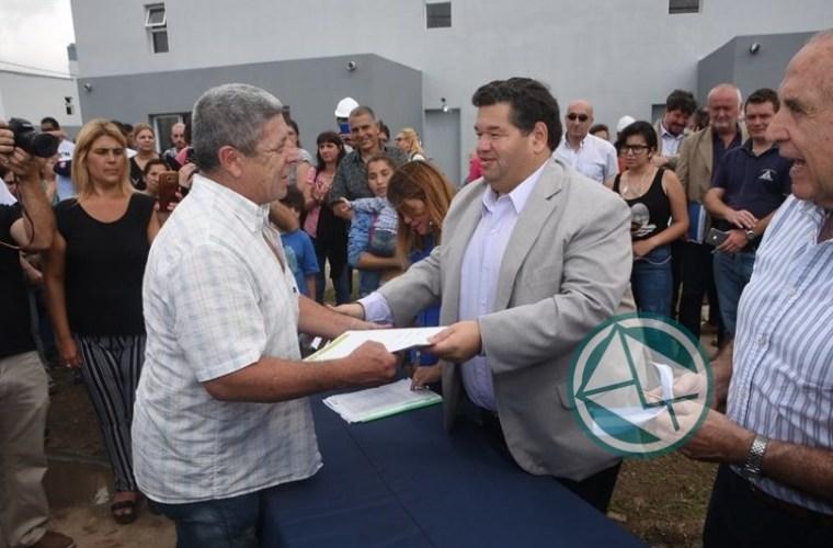 45 viviendas adjudicatarias en Villa Progreso 03